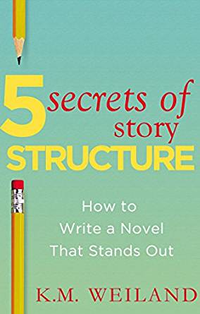 5 Secrets of Story Structure Cover