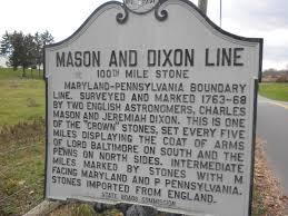 MasonDixonPlaque