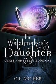 Watchmakers Daughter Cover